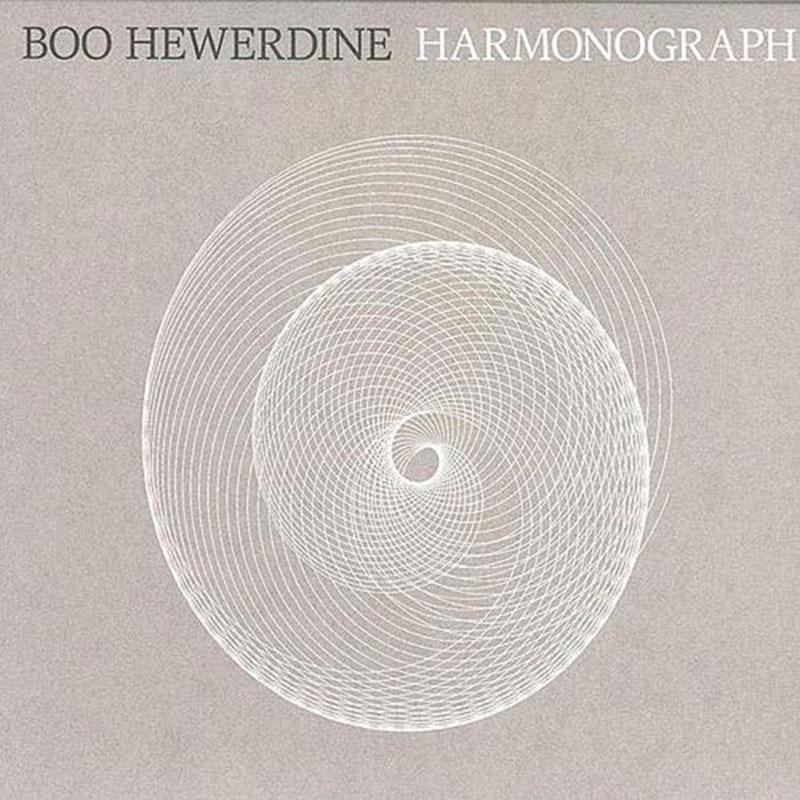 Boo Hewerdine - Harmonograph