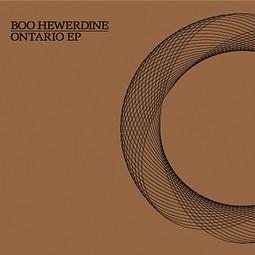 Boo Hewerdine - Ontario EP